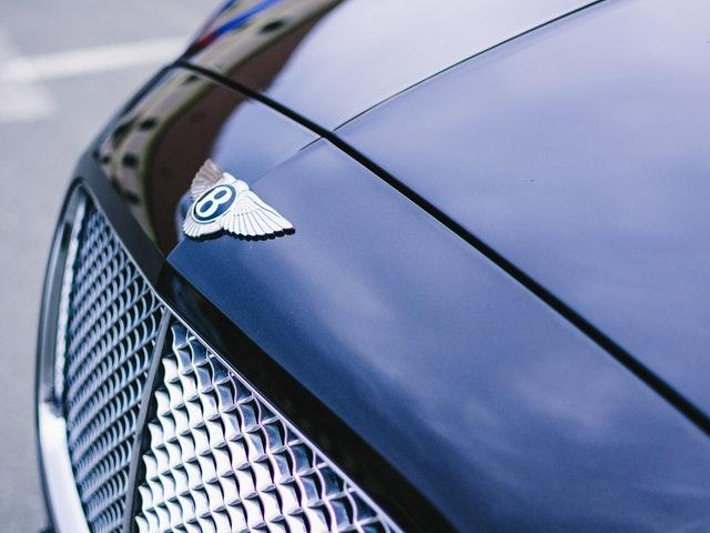 Bil från Bentley
